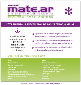 Premio MATEAR