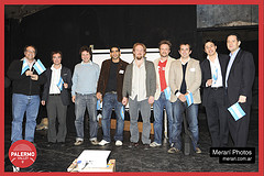 Start ups y Jurados del PVN16: Elevator Pitches